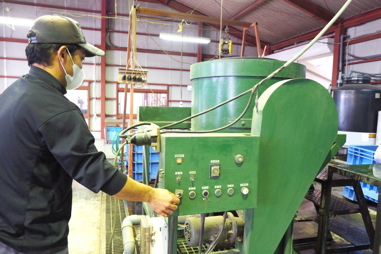 製造業 茶業