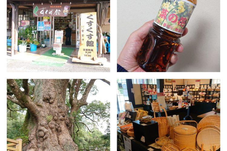 姶良市蒲生町へのマイクロツーリズムを楽しみました!  !(^^)!
